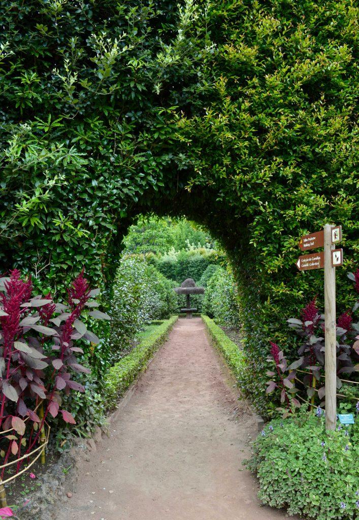 São Miguel Terra Nostra Garden