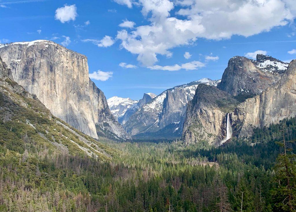 Yosemite Tunnel View