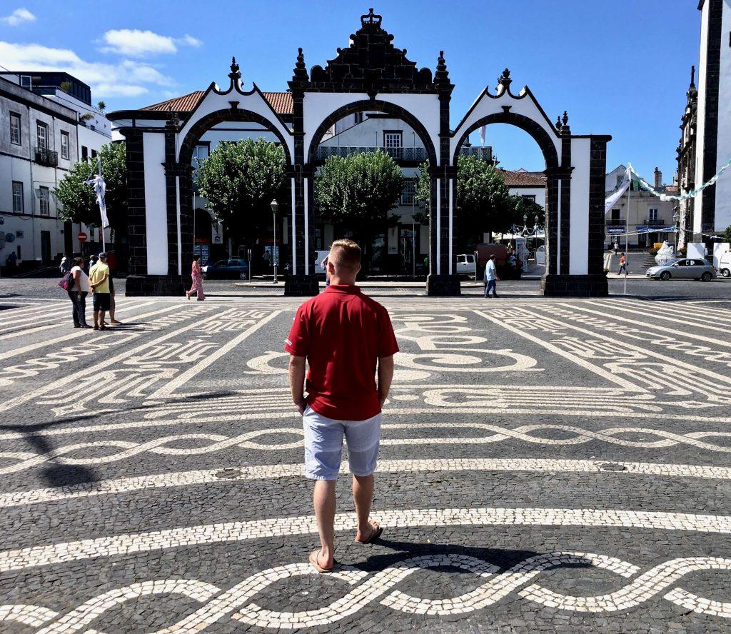 São Miguel Ponta Delgada City Gates