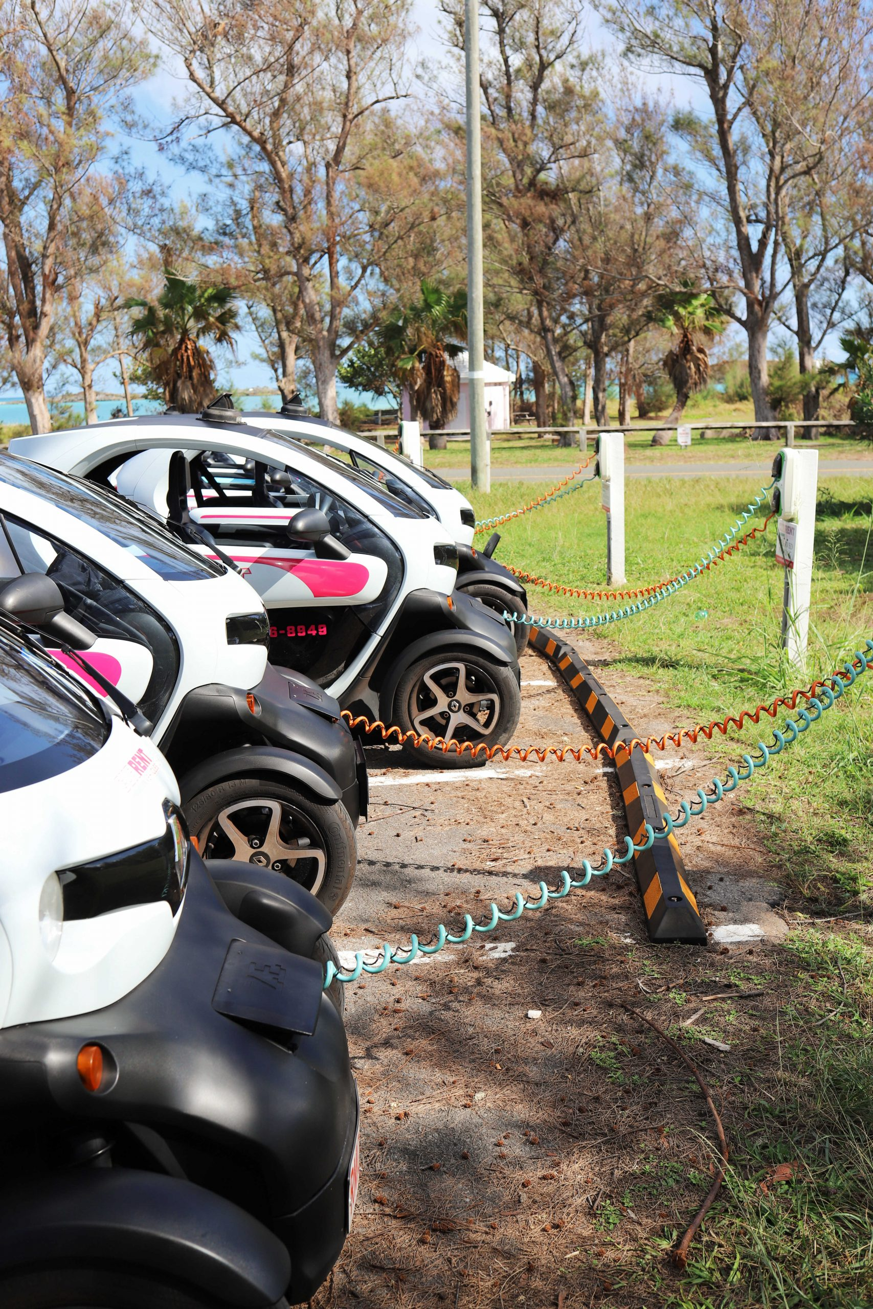 Twizy Charging Stations