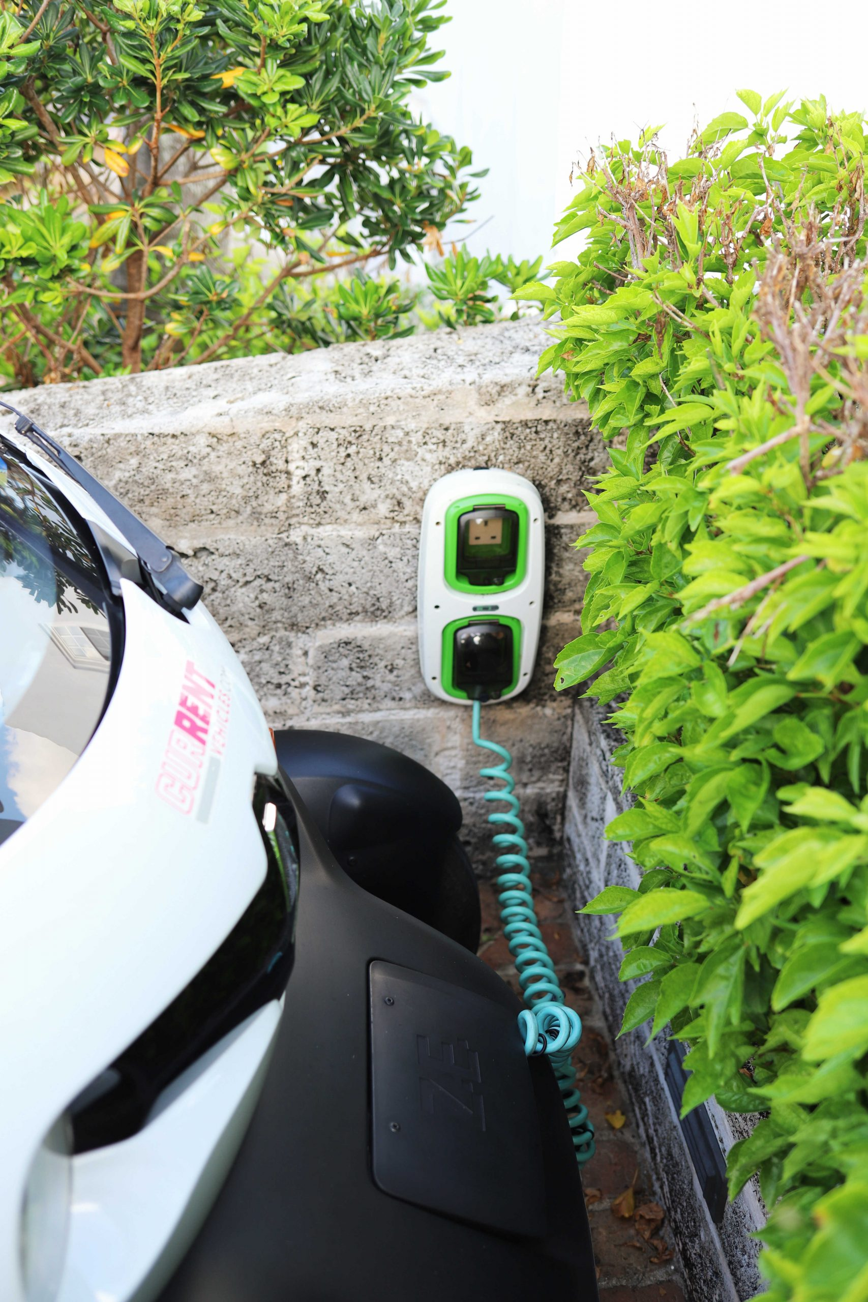 Twizy Charging Port