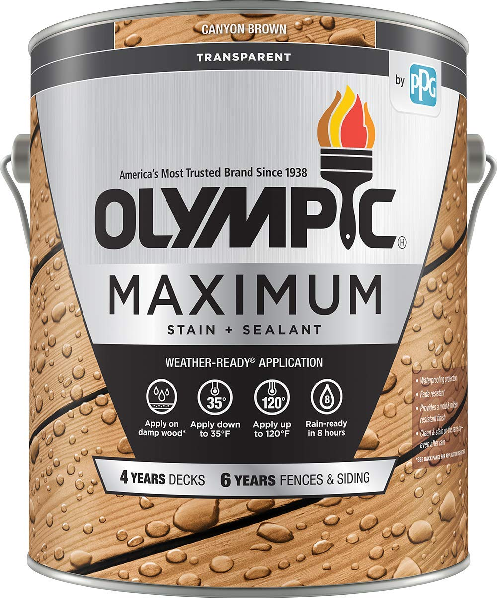 Olympic Elite Woodland Oil - Canyon Brown