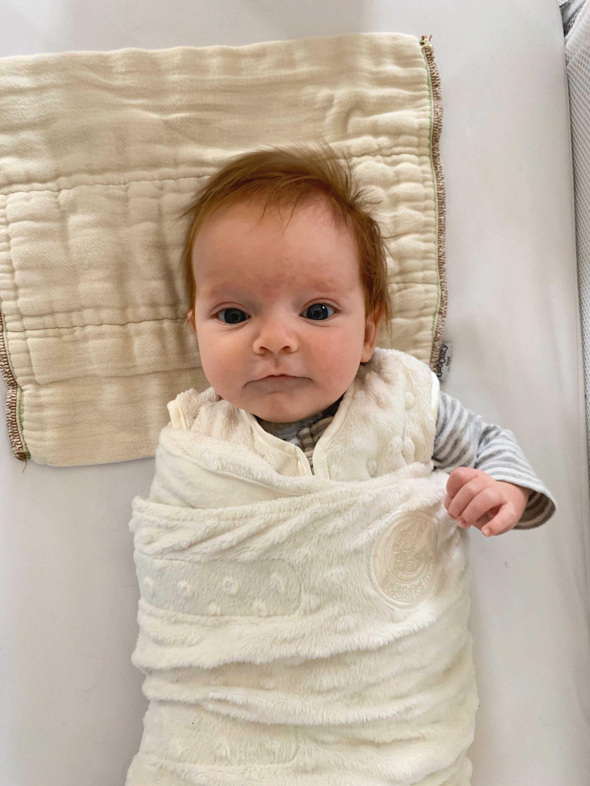 Newborn Essentials - Halo Sleepsack Swaddle